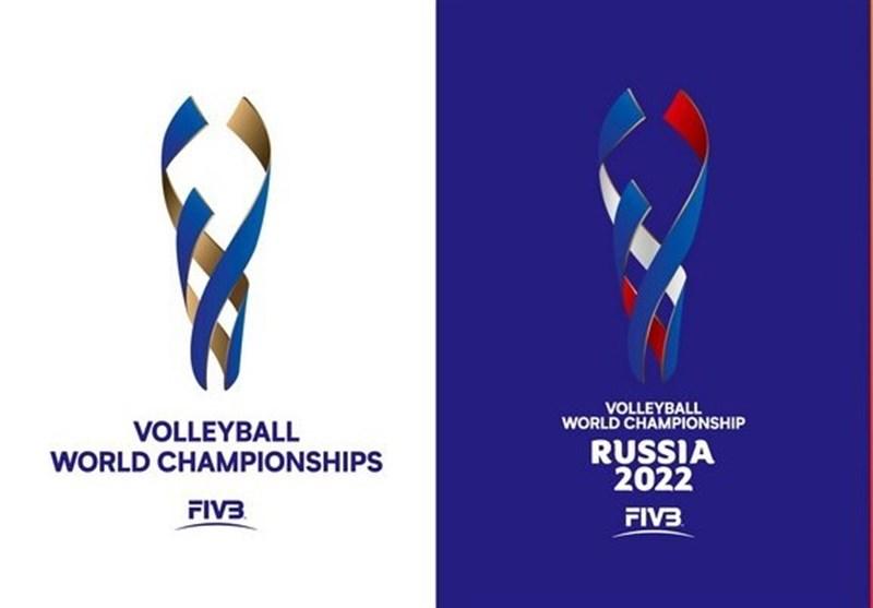 لوگوی رسمی مسابقات والیبال قهرمانی جهان ۲۰۲۲ رونمایی شد
