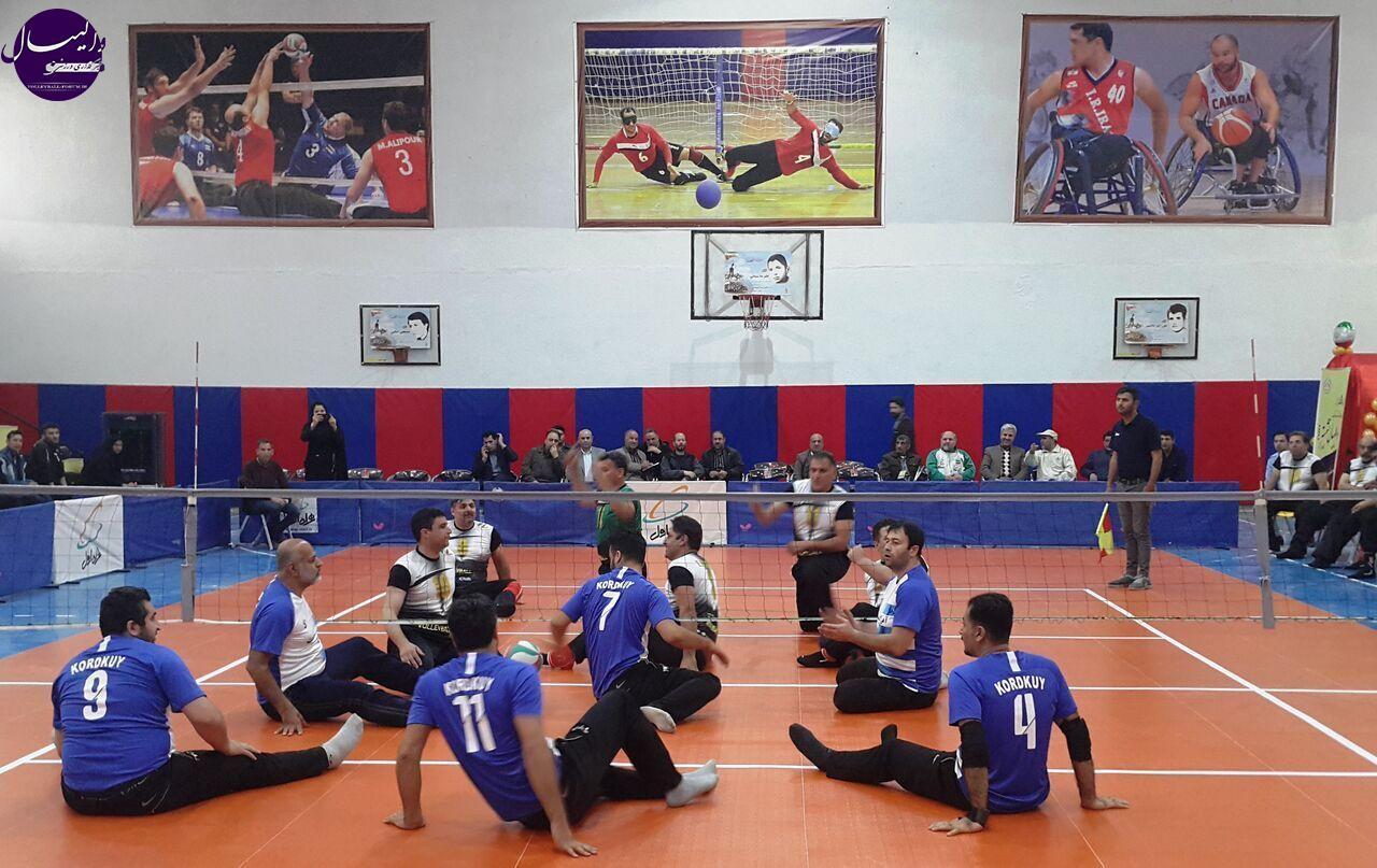 برنامه مسابقات لیگ برتر والیبال نشسته کشور در گنبدکاووس اعلام شد