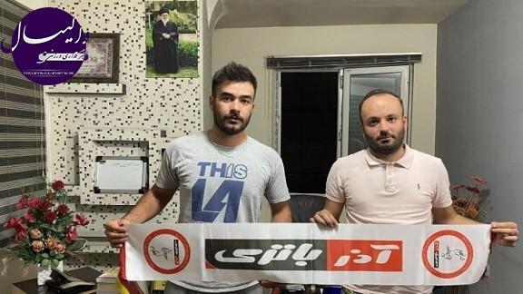 یک بازیکن دیگر از تیم والیبال ارومیه جدا شد