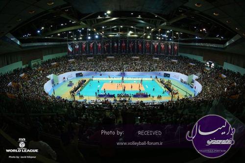 تبریک و دعوت روس ها از مردان والیبال ایران