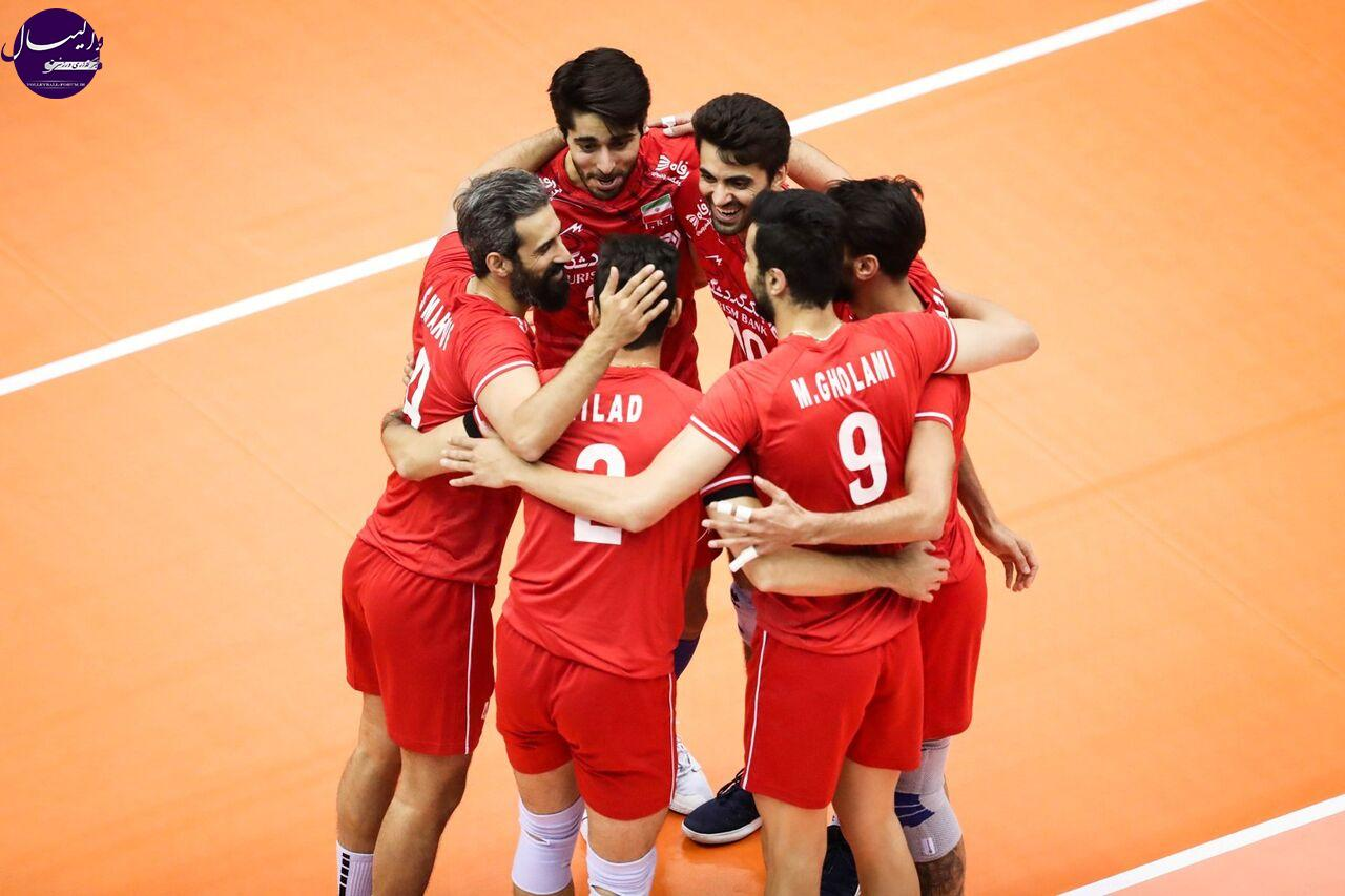 مهمترین رویداد های والیبال ایران در سال 1400 / لیگ ملت های والیبال اولین آزمون آلکنو !