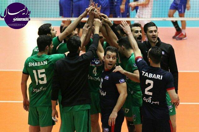 هراز آمل با 9 بازیکن خود تمدید کرد ، توافق هرازی ها با علی شفیعی !