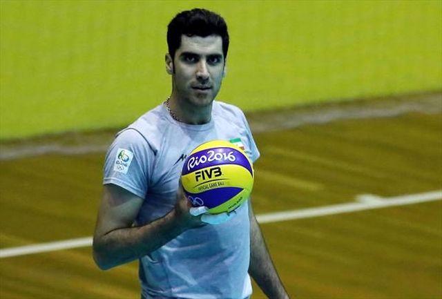 شهرام محمودی : حضور آلکنو برای والیبال ایران می تواند موثر باشد