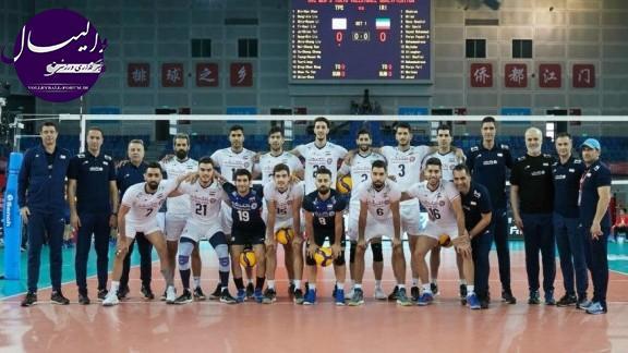 برنامه حضور لژیونرهای والیبال در اردوی تیم ملی