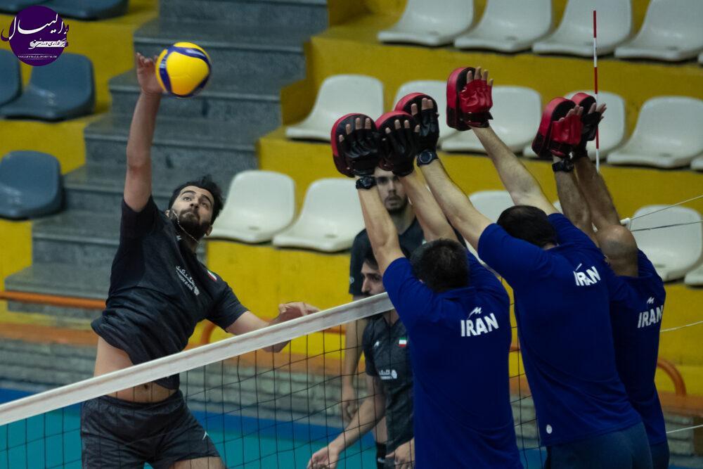 گزارشی از آخرین وضعیت اردوی تیم ملی والیبال/ اردیبهشت 1400
