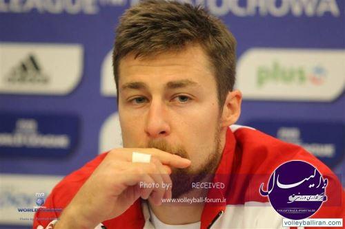کوبیاک: مشکلی با موسوی ندارم/ امید نداشتم والیبالیست نمیشدم!