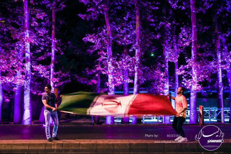 FIVB : ایران در خانه توانایی شکست هر تیمی را دارد