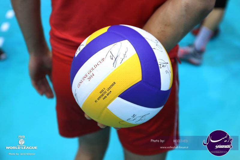 بررسی شرایط صعود تیم ملی والیبال در لیگ جهانی (ویدیو)