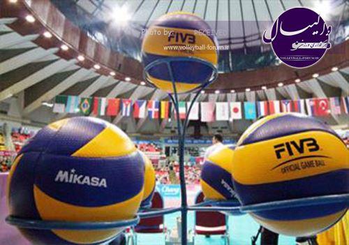 ایتالیا و صربستان حریفان بعدی والیبال ایران