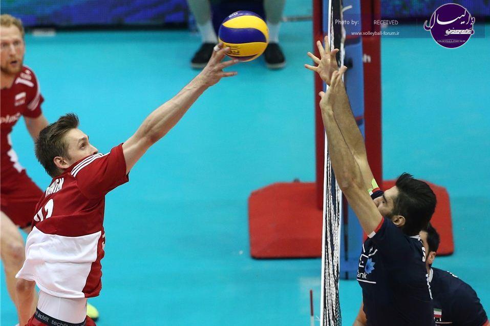 آمار کامل بازی ایران ولهستان