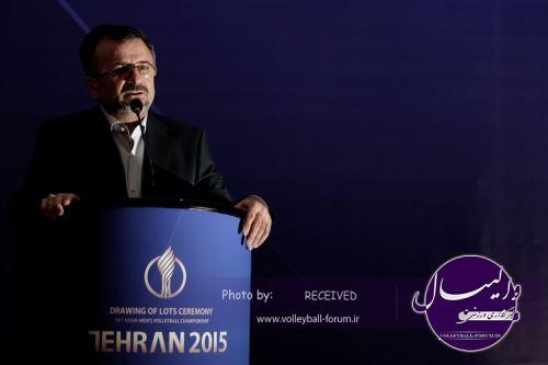 داورزنی: حضور شایسته در جام جهانی اولویت والیبال ایران است
