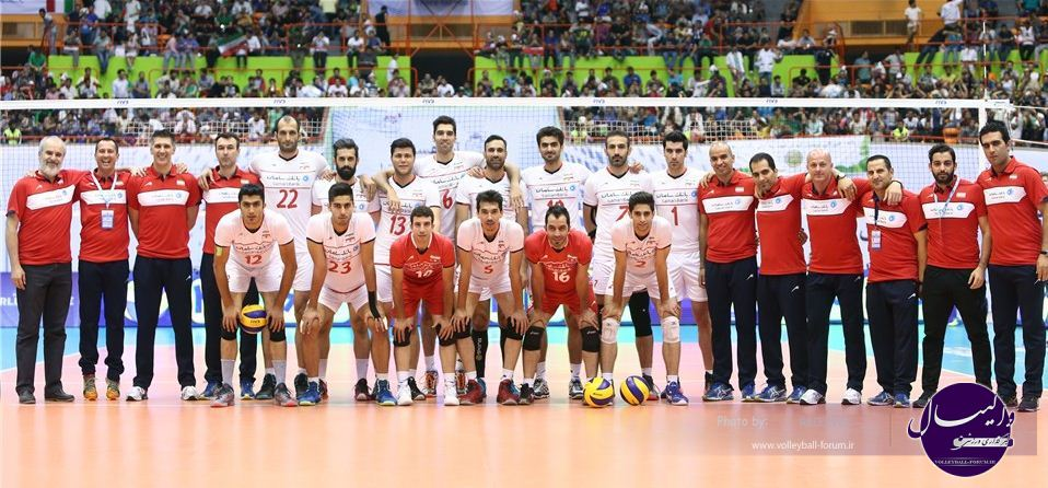 پیروزی تیم ملی ایران این بار برابر روسیه