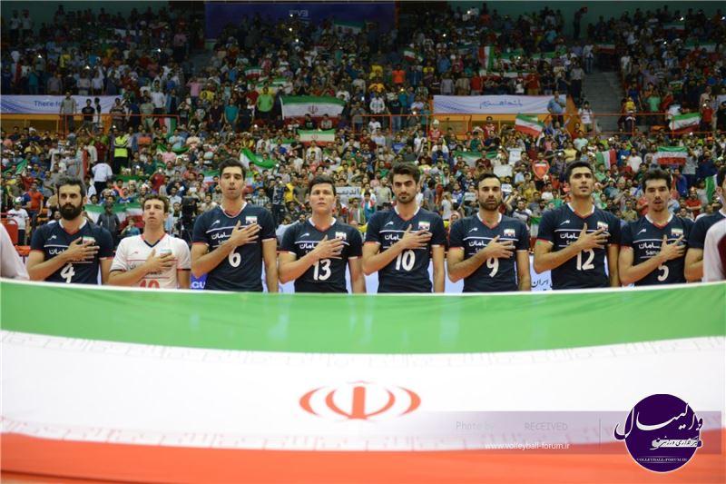 نتیجه زنده دومین دیدار ایران - روسیه