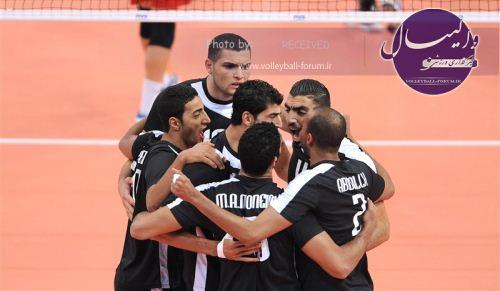 مصر به سطح دو لیگ جهانی صعود کرد