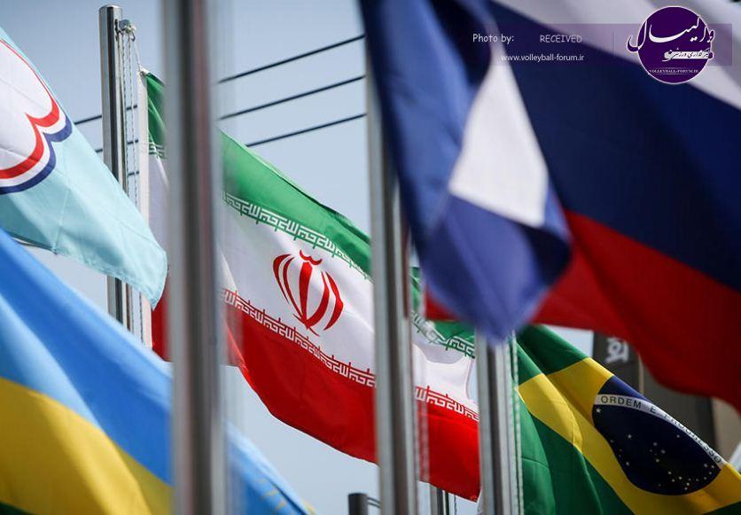والیبال ایران از صعود به نیمه نهایی بازماند/دیدار جنجالی مقابل اوکراین
