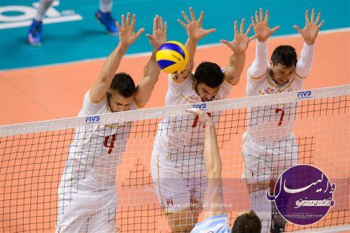 بلغارستان و فرانسه به دیدار نهایی سطح دو راه یافتند