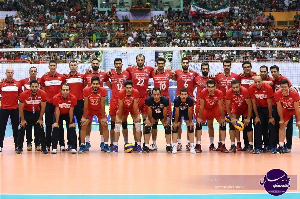 استارت مردان والیبال ایران برای شرکت در جام واگنر