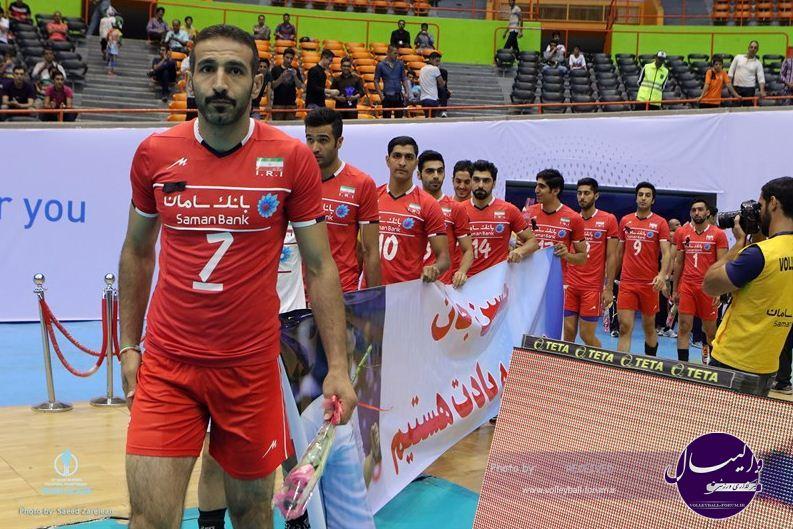 آندرِی پاتراکوف :  ایران یکی از بهترین تیمهای جهان است