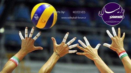 سفر یک روزه تیم ملی والیبال نوجوانان به مشهد