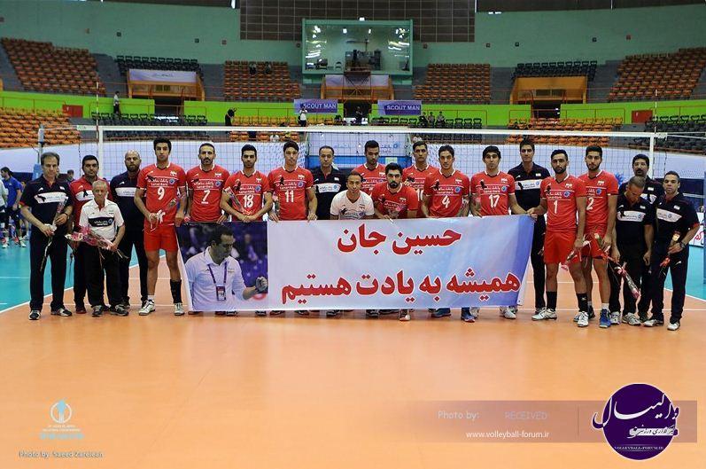 ترکاشوند: حضور تیم والیبال ایران در نیمه نهایی کار بزرگی است