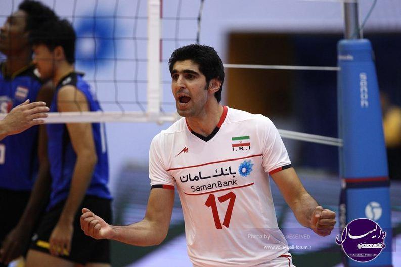 پیروت پور : والیبال ایران شایستگی کسب سهمیه المپیک را دارد