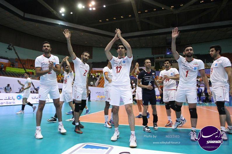 مونچای: تیم والیبال ایران بازیکنان بسیار قدرتمند و هوشمندی دارد.