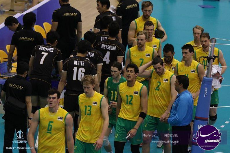 استرالیا و قزاقستان برابر حریفان پیروز شدند