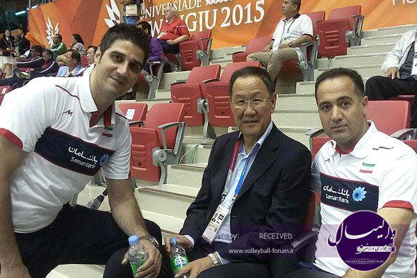 بعد از شکست ایران برابر کره جنوبی/تنش نرم میان اکبری و پارک