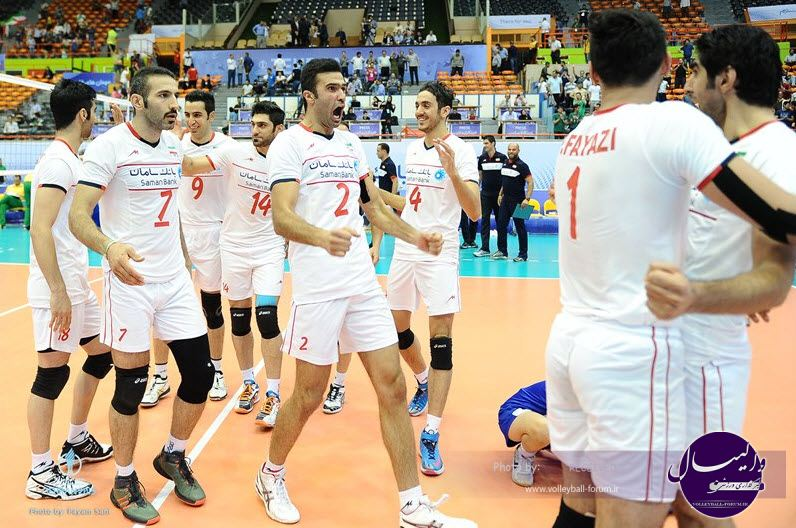 خلاصه ی مسابقه ی ایران 3-1 استرالیا (ویدیو)