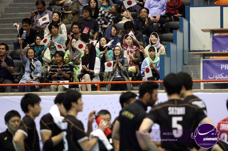 ژاپن حریف ایران در فینال قهرمانی آسیا