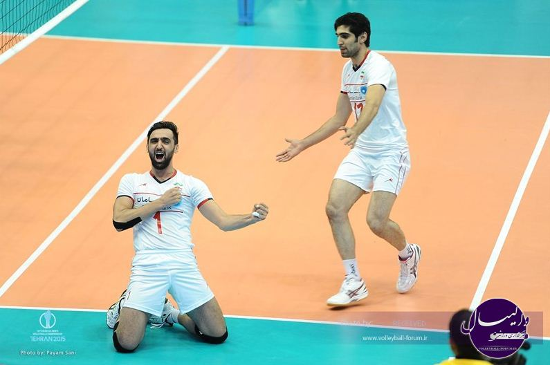 قهرمانی آسیا/صحبت های بازیکنان تیم ملی پس از پیروزی برابر چین (ویدیو)