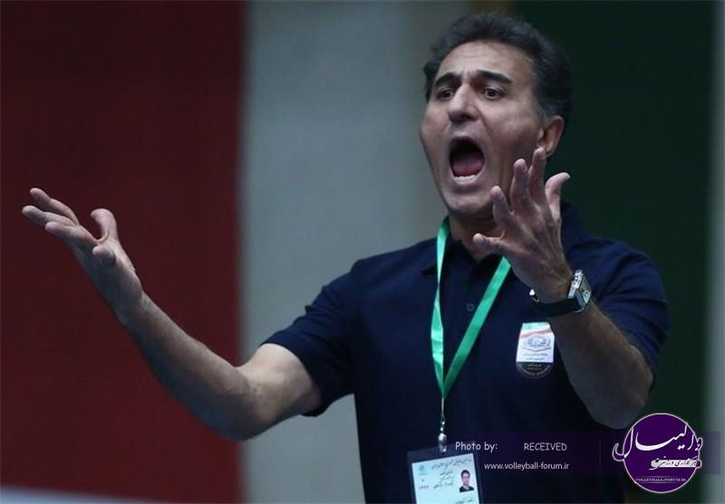 شهنازی: تیم دوم ایران هم میتواند در آسیا بهترین باشد / امیدورام جام را در تهران نگه داریم