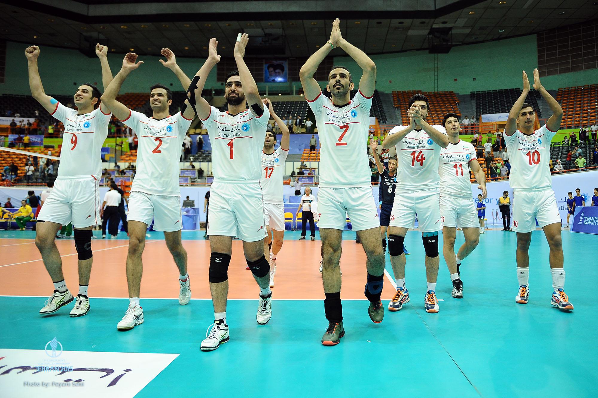 ناکامی تیم ملی ب در تکرار سومین قهرمانی پیاپی در قاره کهن !