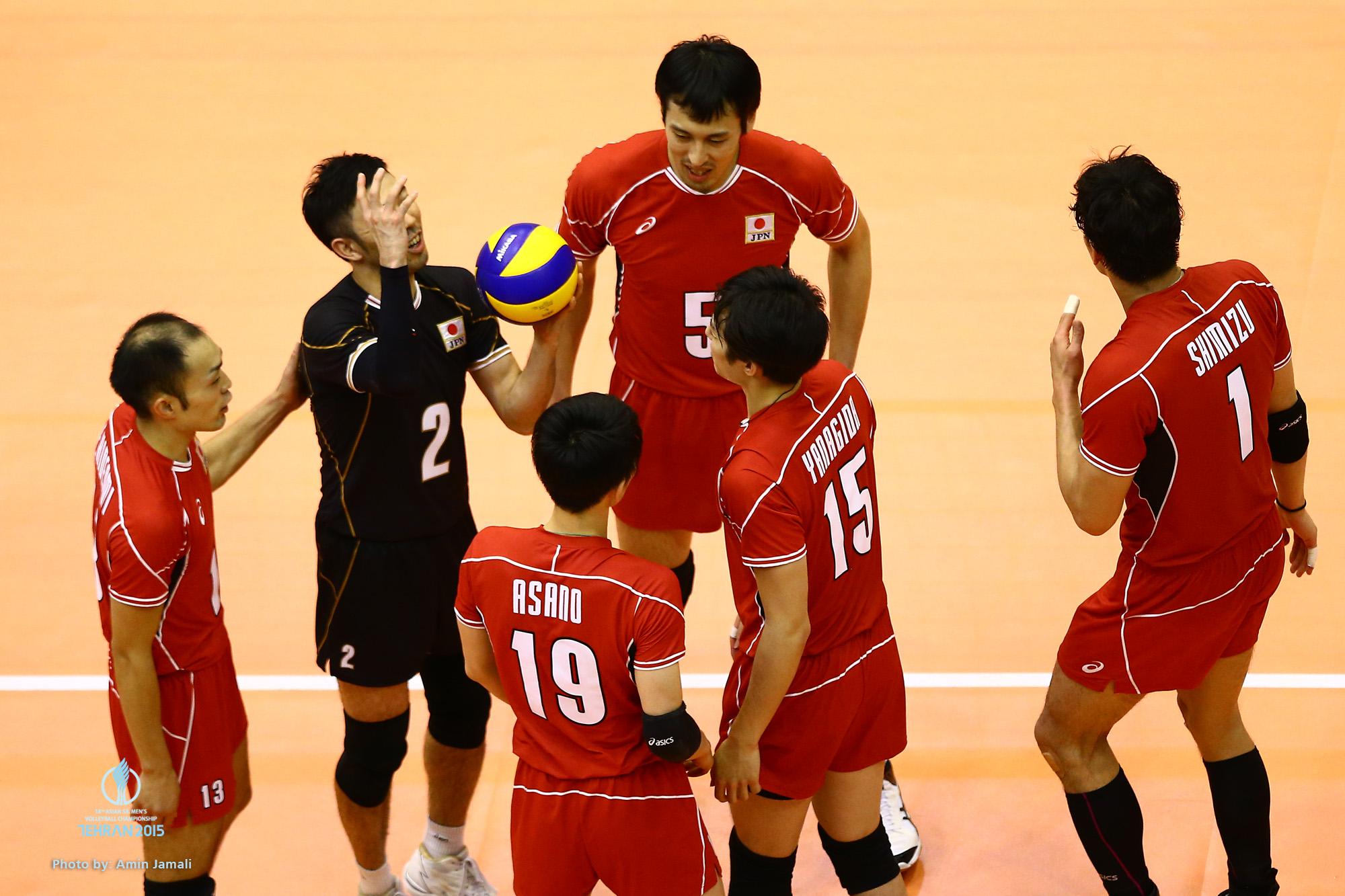 گزارش تصویری دیدار ایران 1-3 ژاپن