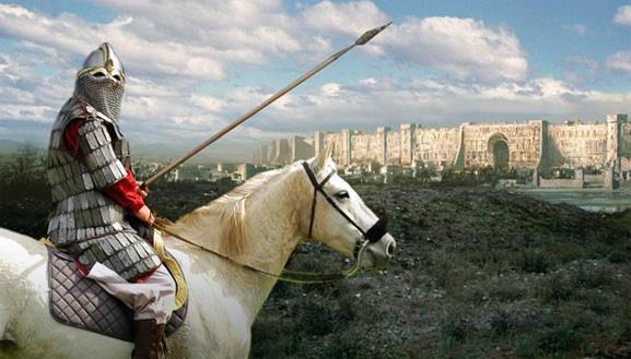 اولین تهاجم بزرگ اعراب به ایران / پیکار بزرگ شاپور دوم و قروه بن مخلب