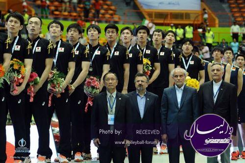 شانریت: ایران شایستگی میزبانی مسابقات جهانی والیبال را دارد