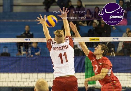 نتایج کامل روز اول/ ایران به مصاف لهستان میرود
