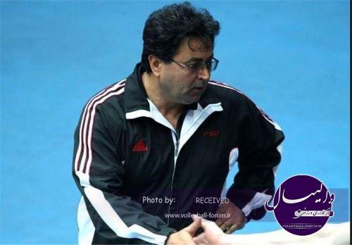 آزمون: آینده خوبی برای والیبال ایران متصور نیستم