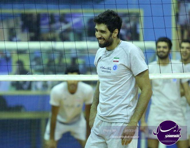 محمد موسوی برای سیتی اسکن رفت ودر تمرین حاضر نشد