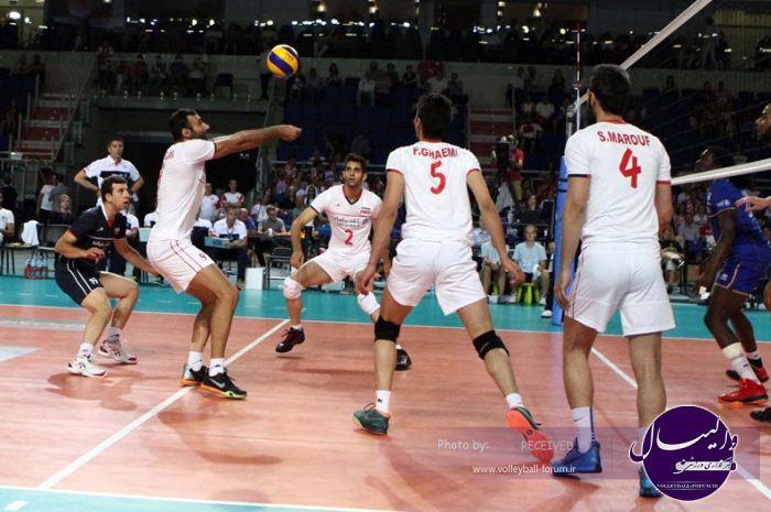 جام واگنر/ ایران 0-3 فرانسه (ویدیو)