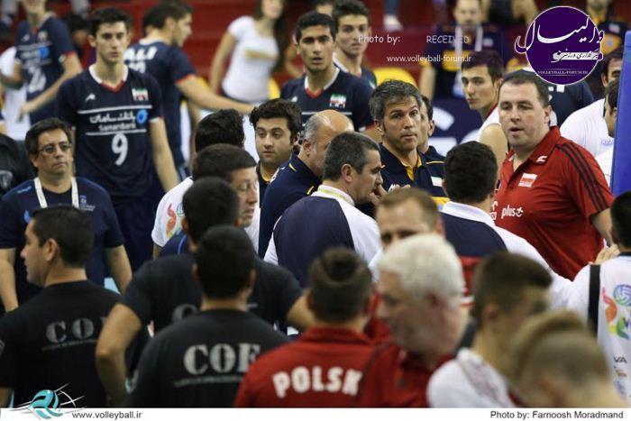 قهرمانی نوجوانان جهان/ایران بازهم به لهستان باخت