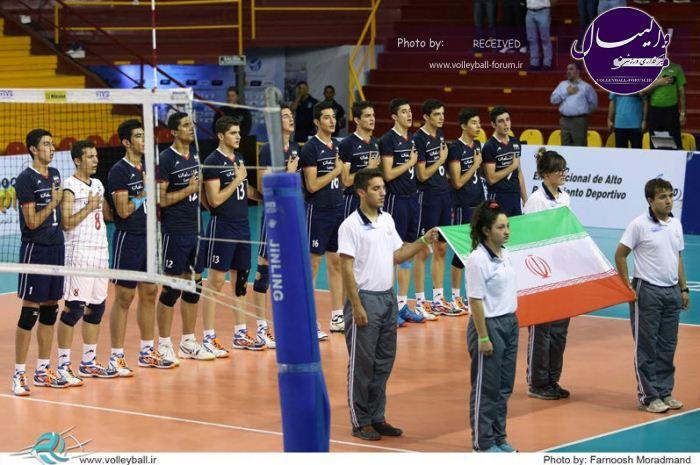 قهرمانی نوجوانان جهان/حواشی دیدار ایران 1-3 لهستان (ویدیو)