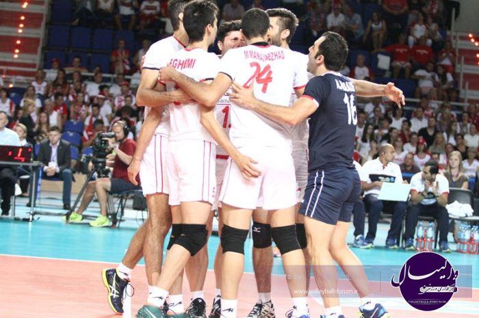 جام واگنر/ویدیو ایران1-3 لهستان (ویدئو)
