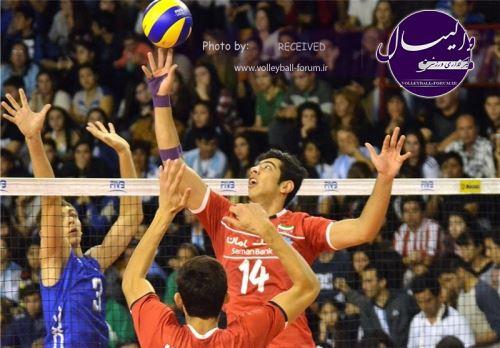 قهرمانی نوجوانان جهان/آندری نودرین:مقابل تیم ایران بدون آمادگی روحی بازی کردیم.