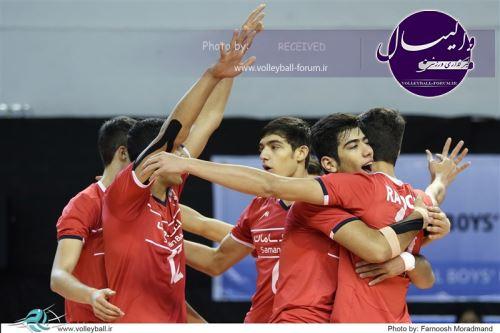 پیام تبریک وزارت ورزش برای موفقیت نوجوانان