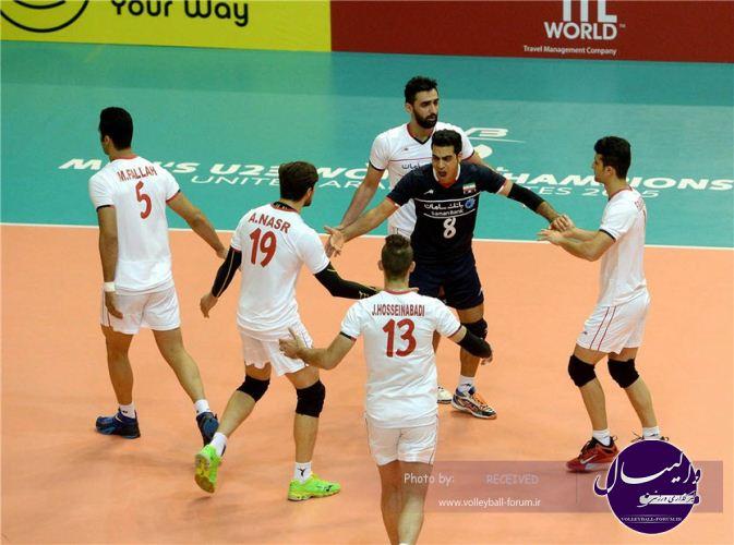 قهرمانی زیر 23 سال جهان/برتری ایران برابر کره جنوبی + حواشی