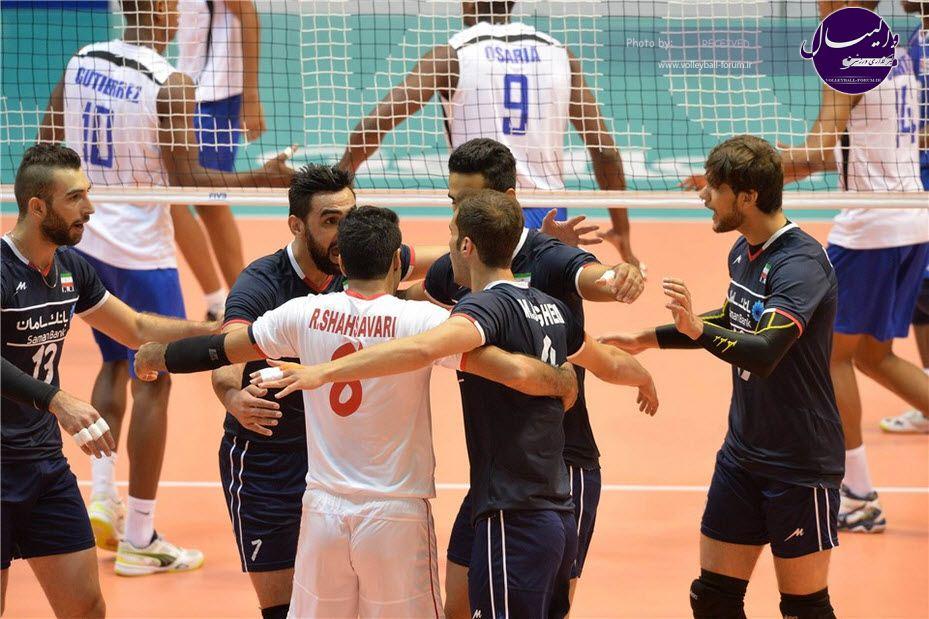 قهرمانی زیر 23 سال جهان/شکست ایران برابر کوبا