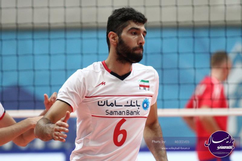 گزارش تصویری دیدار ایران 3-2 روسیه