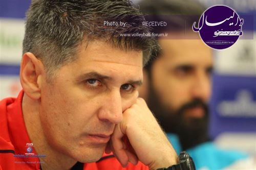 کواچ: بهترین ترکیب ممکن را برای مسابقه با آرژانتین انتخاب می کنم