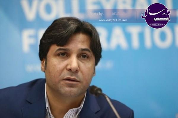 دبیر فدراسیون والیبال: کار سختی در جام جهانی والیبال داریم/ برای پیمان اکبری پارتی بازی نکردم